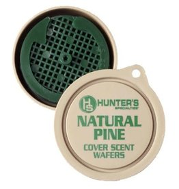 Hunters Specialties Natural Pine Sent WAfers