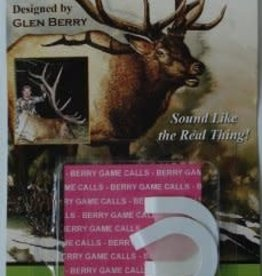 Berry Game Calls Berry Thunder Bugle Repacement Reeds 2 pk Small Bull