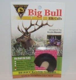 Berry Game Calls Berry Big Bull Elk Call Double Green Med Bull
