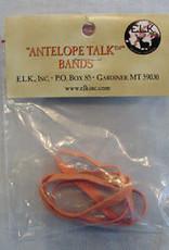 ELK Inc Antelope Talk Bands