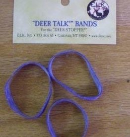 ELK Inc Deer Talk Replacement Bands 3pk