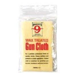 Hoppe's Gun Cloth Wax Treated