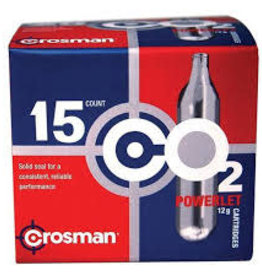 Crosman CO2 Powerlet 15pk