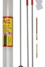 Pro Shot Products 3pc Rifle-Pistol Cleaning Kit .17Cal