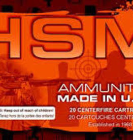 HSM Ammunition 30-06 180 GR GRAND SLAM