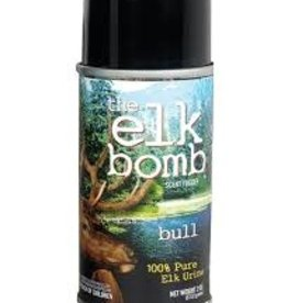 Buck Bomb Elk Bull