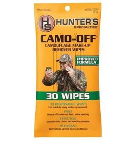 Hunters Specialties Camo Off Make-Up Remover