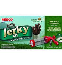 Nesco Jumbo Jerky Kit (Gun & Seasonings)
