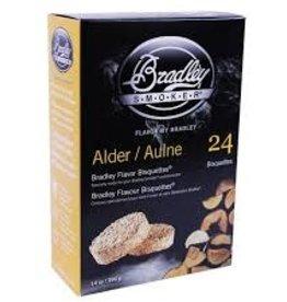 Bradley Bisquettes 24 Pucks Alder