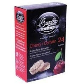 Bradley Bisquettes 24 Pucks Cherry