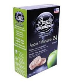 Bradley Bisquettes 24 Pucks Apple