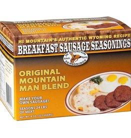 Hi Mountain Seasonings Breakfast Sausage Seasoning Original Mountain Man Blend