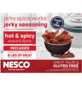 Nesco Jerky Seasoning 192g Hot-N-Spicy