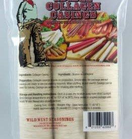 Wild West Seasoning Original Wild West Edible Collagen Casings 32 mm