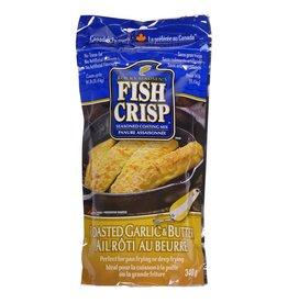 McCormick Canada Fish Crisp Roasted Garlic & Butter