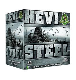 """Hevi Steel 12 Gauge 1 1/4 oz 3"""" #4 Shot"""