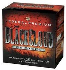Federal Blackcloud FS Steel 12 Gauge 1 1/4 oz #4 Shot