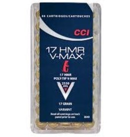 CCI V-MAX 17 HMR 17 GR POLYMER TIP