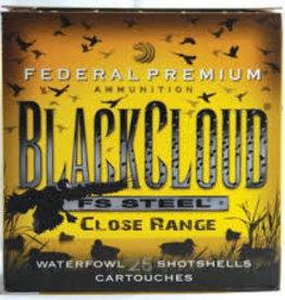 Federal Black Cloud 20 Gauge Close Range 4 Shot