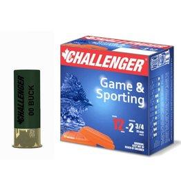 Challenger 12 Ga 2 3/4 Buck Shot