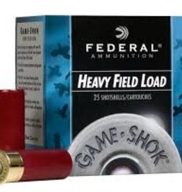 Federal 12 GA HEAVY FIELD LOAD 2 3/4 #4 SHOT