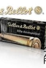 Sellier & Bellot 7,62x25 FMJ 85 Grain