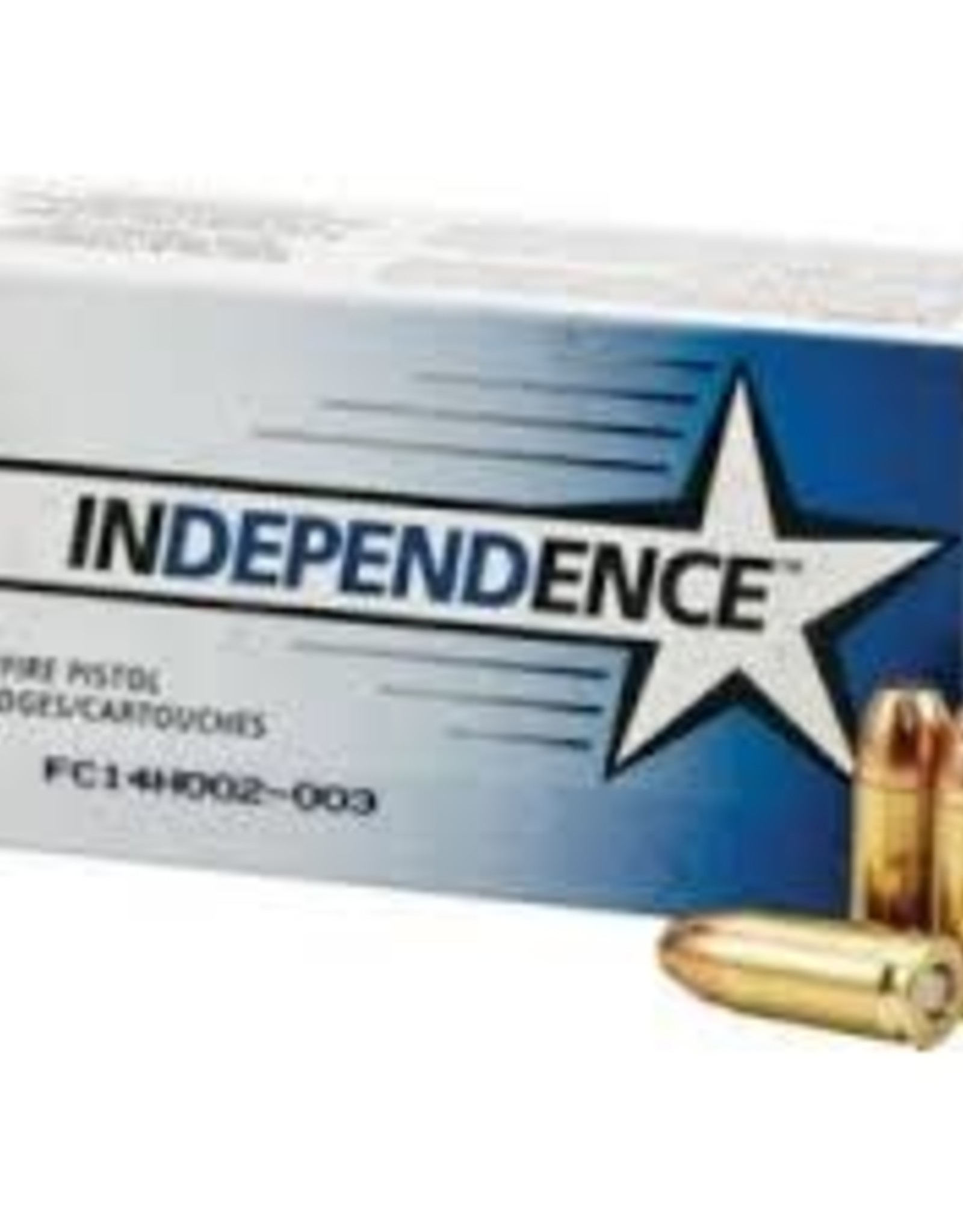 Independence 9MM LUGER 115 GR HP