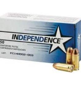 Independence 9MM LUGER 115 GR HP