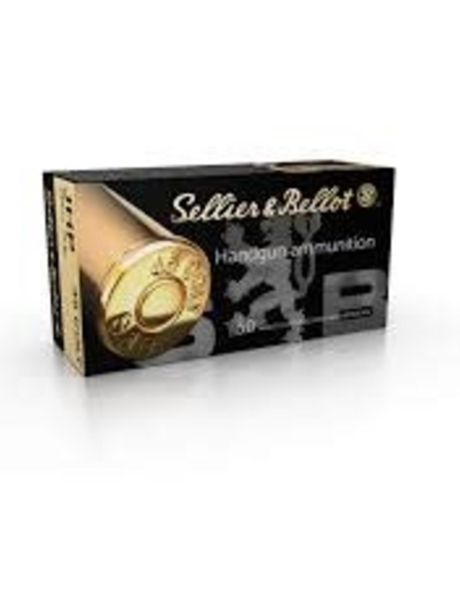 Sellier & Bellot 45 COLT 230 GR JHP