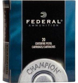 Federal 45 Colt 225 Grain Semi- Wadcutter Hollow Point