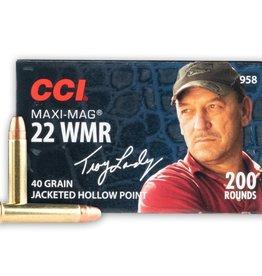 CCI Maxi Mag 22 WMR 200 Rounds
