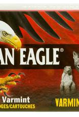 Federal American Eagle Varmit 17 Hornet 20 Grain