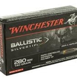 Winchester BALLISTIC SILVERTIP 280 REM 140 GR