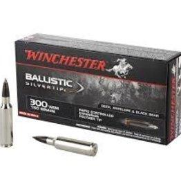 Winchester Ballistic Silver tip 300 WSM 150 Gr.
