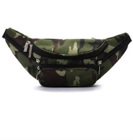Bell Outdoors Camo Fanny Hunting Pack