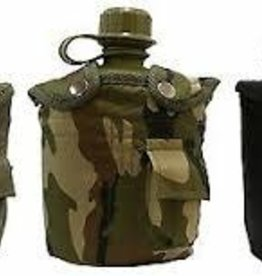 Parklands Camo Canteen Water Bottle