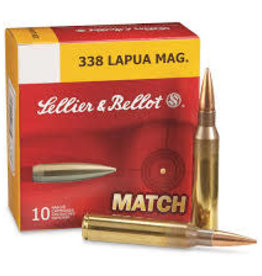 Sellier & Bellot 338 Lampua Mag 250 Gr
