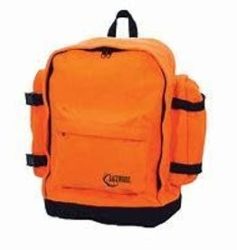 Parklands Canvas Rucksack Orange