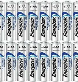 Energizer Ultimate Lithium AA20