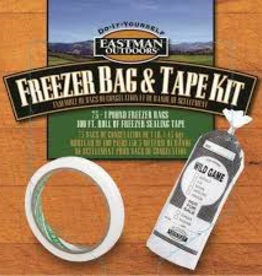 Eastman Outdoors Freezer Bag & Tape Kit