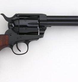 Pietta SRL Pietta 1873 SA 4 3/4 11 Gen Steel/ Walnut Grip 22 LR