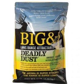 Big & J BIG & J DEADLY DUST 15 LB