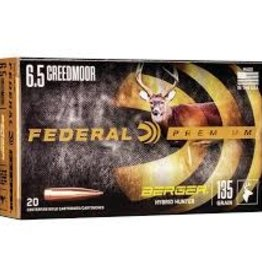 Federal 6.5 Creedmoor 135 Grain