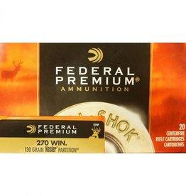 Federal PREMIUM NOSLER PARTITION