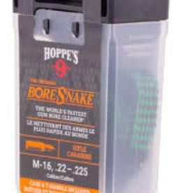 Hoppe's Boresnake Den Bore Cleaner M-16, .22 - .225 Caliber