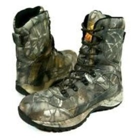 Golden Retriever Camo Hunting Boots