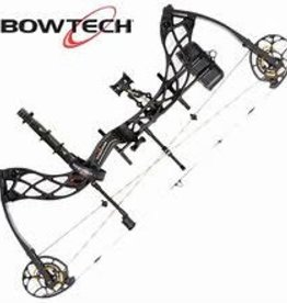 Bowtech Carbon Icon G2 RH 60# Black w/Rak Package
