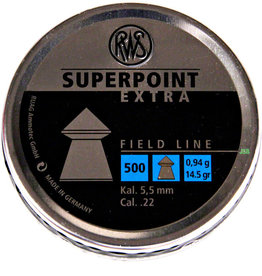 Superpoint Field Line .22 500pcs