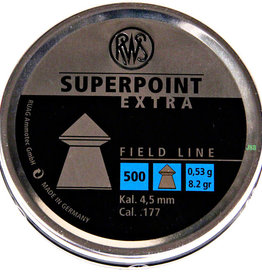Superpoint Superpoint Field line Extra .177 500pcs