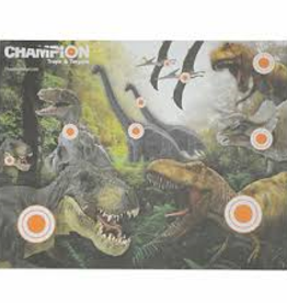 Champion Trap & Target Dinosaur Hunt 12 PK